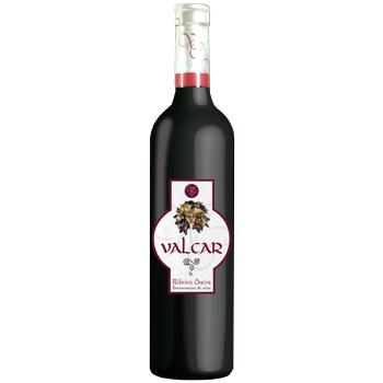 Botella de vino Valcar joven - Adegas Valcar